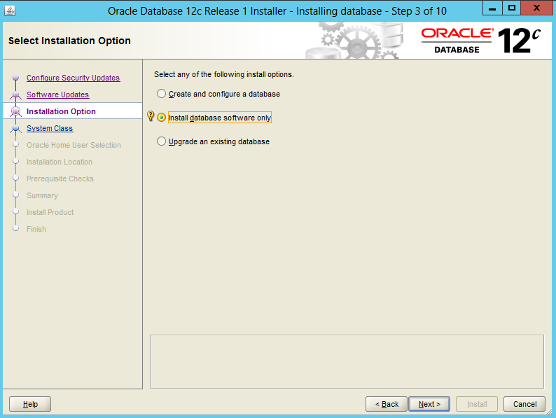 Installing-Oracle-Database-12c-Software-on-Windows 4