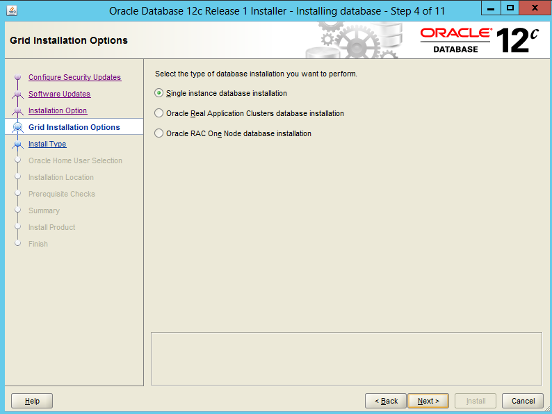 Installing-Oracle-Database-12c-Software-on-Windows 5
