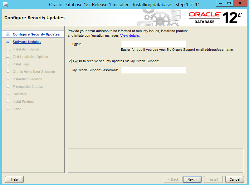 Installing-Oracle-Database-12c-Software-on-Windows 2