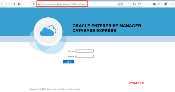 Create an Oracle Database 19c on Windows 23