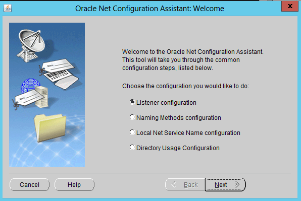Create a Listener in Oracle Database 19c 1