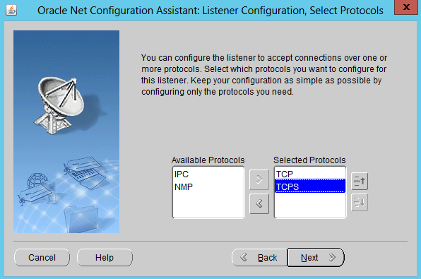 Create a Listener in Oracle Database 19c