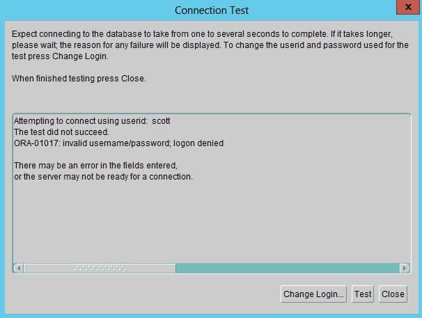 Configure Oracle Client 7