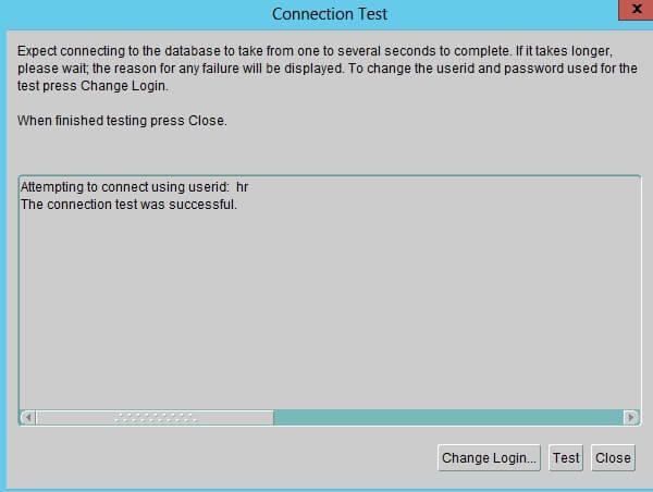 Configure Oracle Client 8