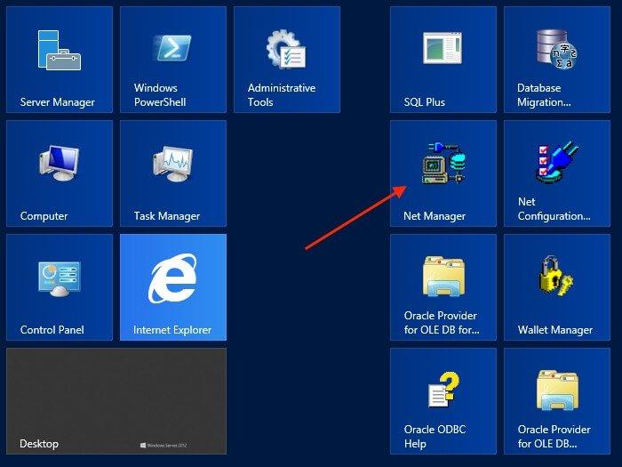 Configure Oracle Client